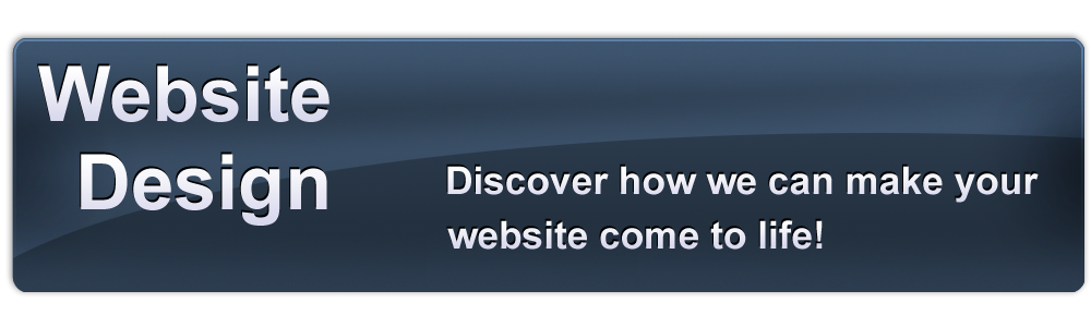 Website design | Discover how we can make your website come to life!